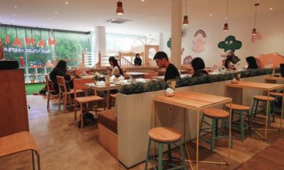 Mamain Restaurant - Yuk, Intip Keistimewaan 7 Restoran Ramah Anak di Jakarta Ini