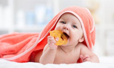 mengatasi teething
