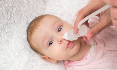 pilek bayi baru lahir