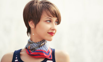 Potongan rambut minim perawatan
