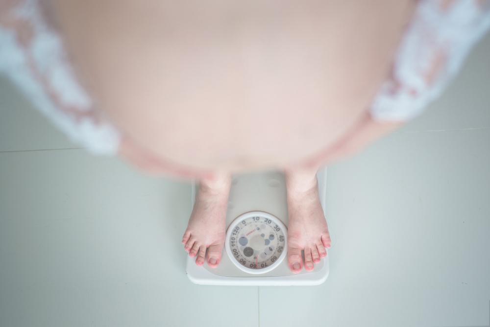menjaga berat badan saat hamil