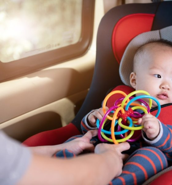 Mengenal jenis car seat bayi.