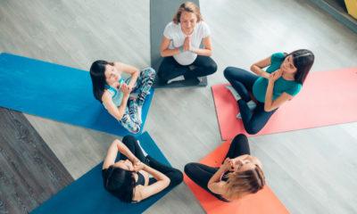 prenatal yoga jakarta