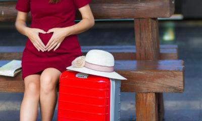 Tips mudik saat hamil