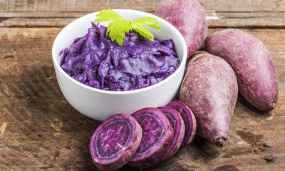 Manfaat ubi ungu untuk ibu hamil