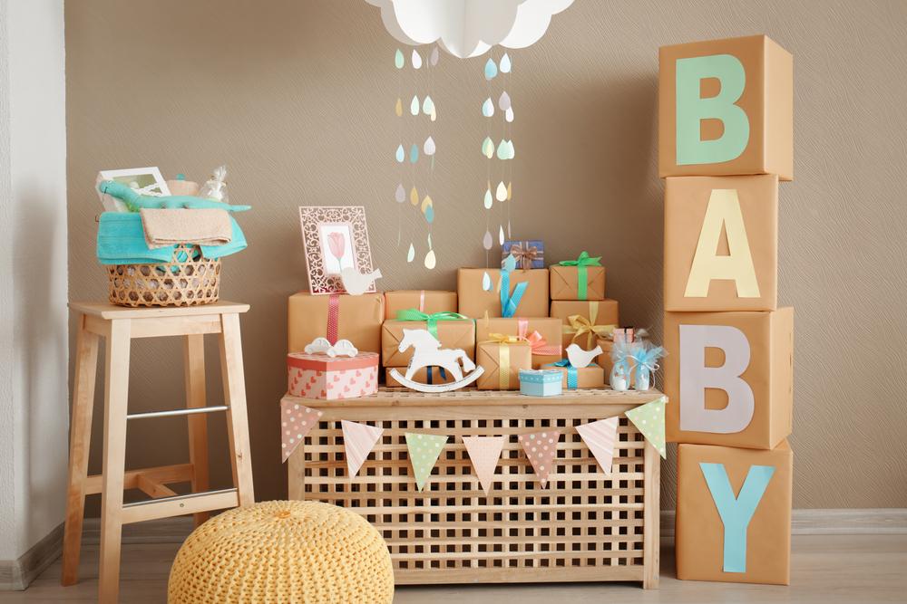 dekorasi baby shower