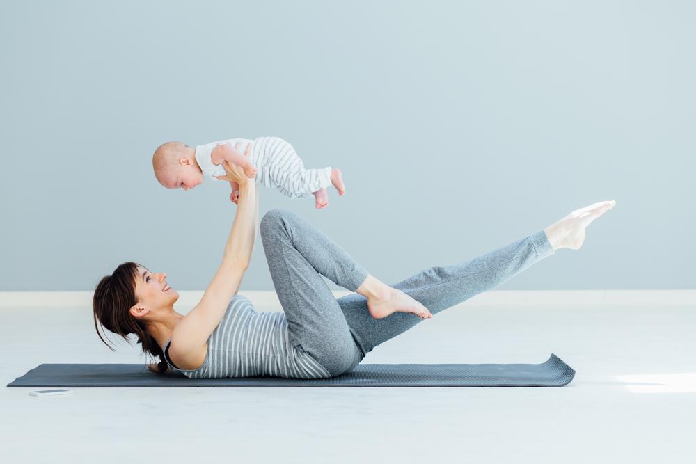 mengecilkan perut setelah melahirkan