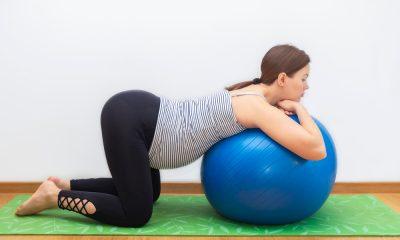 posisi melahirkan