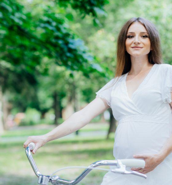 bersepeda saat hamil