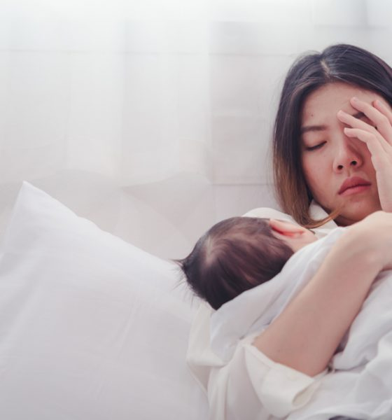 pemulihan setelah melahirkan