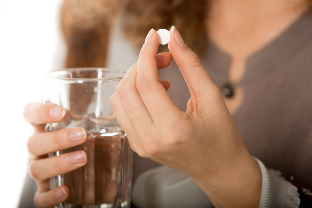 aspirin keguguran