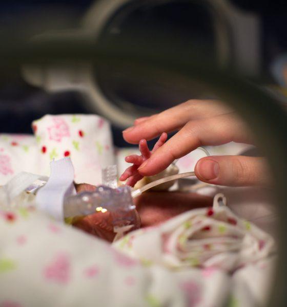 bayi dirawat di nicu